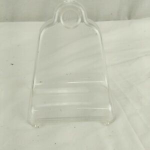 Hoover Spinscrub 50 Clear Front Tool Cover  Trim Piece Model F5915-905