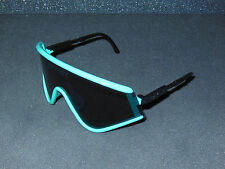 New* Oakley Eyeshade Sunglasses Seafoam/Grey Retro Heritage Collection green
