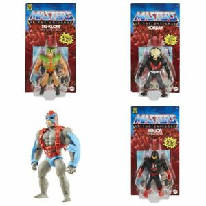 MATTEL MOTU Masters of the Universe Origins Figure Wave 4 Set Ninjor Hordak etc