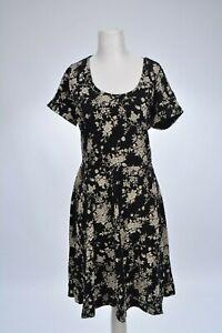 Sommerkleid mit Blumenmuster von BHS Gr 38 M neu