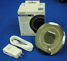 NEW OEM Samsung  Fast Charge Galaxy Qi Wireless Charging Stand Pad