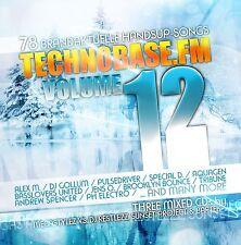 CD TechnoBase.FM 12 d'Artistes divers 3CDs