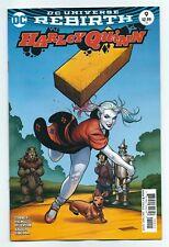 Harley Quinn 9 variant cover 1st print ReBirth series Cho
