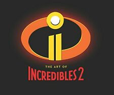 New - The Art of Incredibles 2