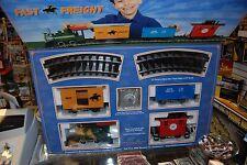 G Bachmann 90196 Lil Big Haulers Fast Freight Train Set * NIB