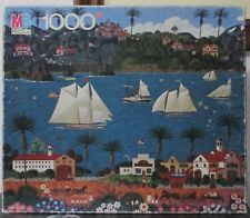 Old California By Charles Wysocki - Complete - Puzzle