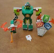 Lego Nexo Knights Battle Suit Aaron Set 70364 - 100% complete w/powers + manual