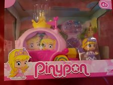 Pinypon Princess Figure and Carriage