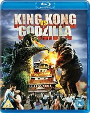 King Kong Vs Godzilla [Blu-ray] [DVD][Region 2]