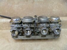 Honda 650 CB NIGHTHAWK CB650SC CB 650 SC Engine Carbs Carburetor Set 1983 HB107