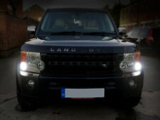 Land Rover Discovery MK3 04-09 Pure White LED Side Light Bulbs Sidelights Canbus