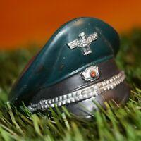 Action Man VAM Palitoy German Staff Officer's Peak  c1974-77 VGC