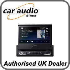 "Pioneer AVH-A7100BT - 7"" Motorised Screen CD DVD Bluetooth Stereo USB Flip-Out"
