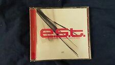 E.S.T. ESBJORN SVENSSON TRIO - STRANGE PLACE FOR SNOW. CD