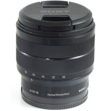 Sony E 10-18mm F4 OSS | SEL1018 | Wide Angle Lens | SCRATCHED | SONY UK DEALER