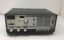 GEMTRONICS GTX 5000 - 40 CHANNEL TUBE TYPE CB RADIO TRANSCEIVER Untested