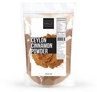 8 Ounces Sri Lanka Ceylon Cinnamon Powder by Hayllo