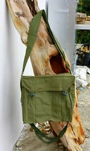 CANVAS BAG for Military GAS MASK USSR Soviet Russian BULGARIAN ARMY Brand NEW