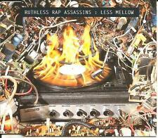 RUTHLESS RAP ASSASSINS Less mellow  7 & 12 INCH MIXES CD single SEALED USA Seler