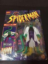 1994 Marvel Comics Spider Man The Lizard Lashing Tail Action Figure
