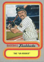 Thurman Munson 2019 Topps Heritage Baseball Flashback #BF-TM Yankees