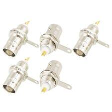 5 Stueck BNC Buchse auf Buchse HF-Steckverbinder Adapter GY