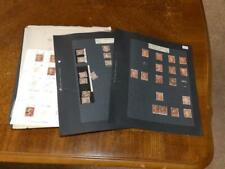 More details for (5877) gb stamp collection qv onward on stock pages, album pages etc