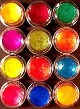 Art WATERCOLOR PAINTS Twinkling H2O'S LuminArte 12 Pack ColourArte Kit #1251 NEW