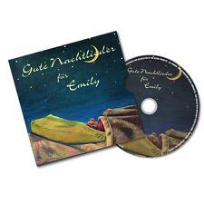 Schlaflieder CD: Gute Nacht Lieder - Gesungen mit Deinem Vornamen -