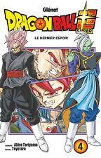 Dragon Ball Super Tome 04 de Akira Toriyama et Toyotaro -- Glénat Manga Shonen