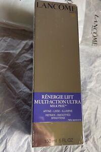 Lancome Renergie Lift Multi Action Ultra Milk Peel 5 oz/150 ml *NIB/ Sealed