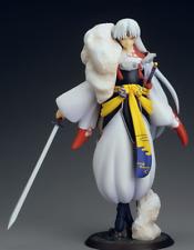 Anime Inuyasha: Sesshomaru 1/8 Pvc Figure Figurine Model New Toy No Box 23cm
