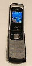 Nokia 2720 Fold - Black (Unlocked) Mobile Phone - Read Description