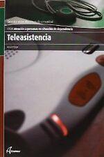 Teleasistencia. NUEVO. Envío URGENTE. LIBRO DE TEXTO (IMOSVER)