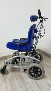 BeRollka F1 Racer Aktiv Kinder Rollstuhl behindertengerecht Mobilität Handicap
