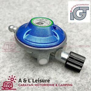 IGT - Camping Gaz Butane Regulator Fits 901, 904, 907 Campingaz Bottles A500-019