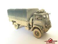 CORGI CC60305, BRITISH ARMY BEDFORD QLD. MODEL MILITARY WWII TRUCK - 1:50 Scale