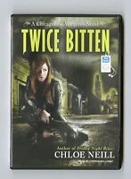 Twice Bitten: by Chloe Neil:  MP3CD Audiobook