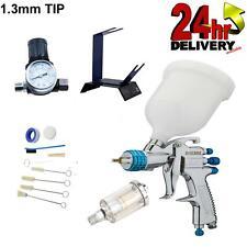 Devilbiss Slg 62013mm Spray Gun Gravity With Stand Gauge Filterampcleaning Kit