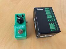 Ibanez Tube Screamer Mini, Made in Japan, Gitarren Verzerrer