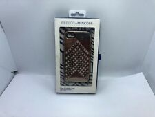 Rebecca MINKOFF Star-Studded Case For iPhone SE 2nd gen iPhone 8 7 Rose/Gold