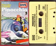 MC Pinocchio 3 - Pinocchio in Gefahr - EUROPA VC - Hans Paetsch