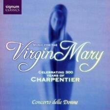 Concerto Delle Donne : Music for the Virgin Mary (Ross, Conerto Delle Donne) CD