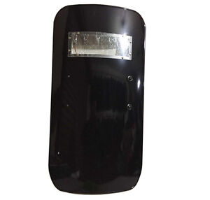 Plastic Military Tactical Anti-Riot Law Enforcement Police Shield Protection