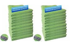 Pack of 20 Medium Duty Exel® Microfibre Supercloth Magic Cleaning Cloths
