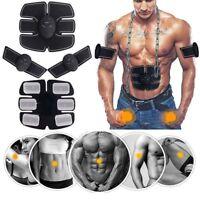 Inteligente ABS Estimulador Fitness Gear Entrenador muscular abdominal Relax abs