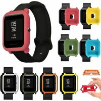 TPU Protection Full Case Cover Protect Shell For Huami Amazfit Bip Youth Watch