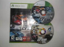 The Crew (Microsoft Xbox 360, 2014) Racing Video Game