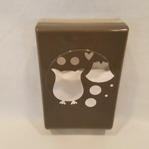 Stampin' Up retired Owl Builder Large Paper Craft Punch