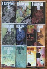 Gideon Falls 1 2 3 4 5 6 7 8 9 10 11 First Print Lot Set Lemire UNREAD NM